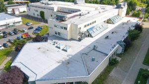 Referenz - MTM Dachtechnik - Kaufland